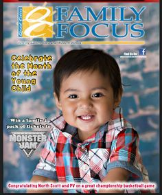 April Edition of QC Family Focus Available NOW!! Read it on our website www.qcfamilyfocus.com