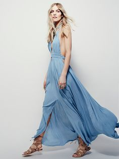 Free People Look Into the Sun Maxi, £88.00
