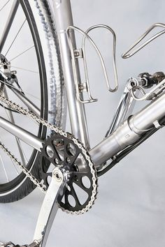 Stainless steel bike