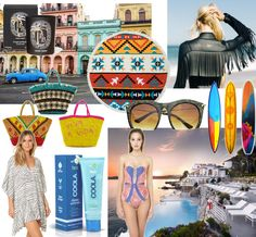 Holiday Gift Guide featuring K.BLU Swim's Lyn Rosmarin.