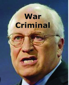 dick cheney fuck you