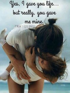 Moms - Single Mom Quotes From Daughter - Ideas of Single Mom Quotes From Daughter - Moms Mother Daughter Quotes, To My Daughter, Daughters, Daughter Sayings, Love My Kids, Baby Love, I Love You Son, Mommy Quotes, Mothers Love Quotes