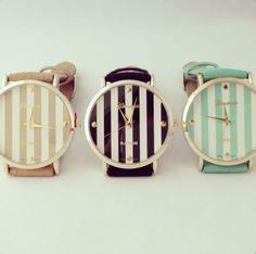 Stripe watches