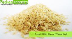 Foxtail Millet Flakes / Thinai Aval