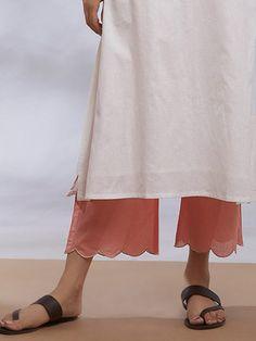 Women S Fashion Designer Labels Sleeves Designs For Dresses, Dress Neck Designs, Stylish Dress Designs, Blouse Designs, Pakistani Fashion Casual, Indian Fashion Dresses, Kurta Neck Design, Indian Designer Suits, Kurta Designs Women