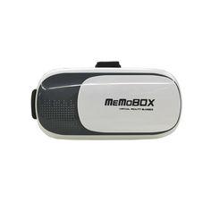 MEMOBOX VR Headset – Virtual Reality 3d Glasses - free shipping worldwide #360 #vrheadset #vrgames #vrapps #virtual reality #sale #vrporn #immersive #memobox #memoboxvr