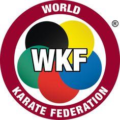 World Karate Federation Emblem.