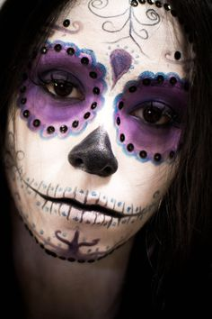 Day of the Dead/ Halloween Sugar Skull