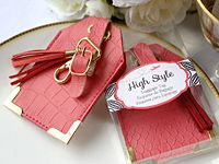 """High Style"" Luggage Tag"