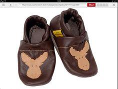 Beautiful Baby shoes from puschenalarm.de