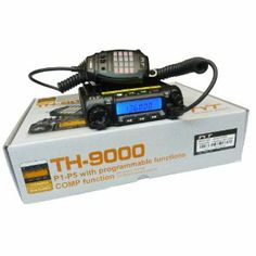 TYT TH-9000 60 Watt VHF Transceiver / 2 Meter Amateur Ham Radio 200ch