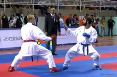Results day 2 Karate The world Games Cali 2013