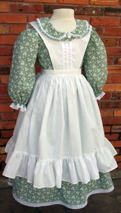 Anne of Green Gables dress idea.....