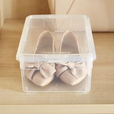 Our Shoe Box