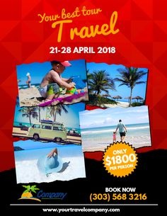 37 best travel posters and pamphlets images on pinterest in 2018 travel agency flyer poster social media post template red online poster maker promotional maxwellsz