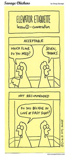 Love At First Sight, First Love, Savage Chickens, Laughing So Hard, Sticky Notes, Etiquette, Comic Strips, Lol, Comics