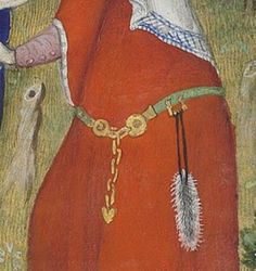 Horae ad usum romanum. | BNF MS Latin 11568 (1426-1438). Folio #?? Use Snip to frame better.