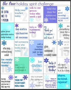true holiday spirit lunchbox notes   teachmama.com
