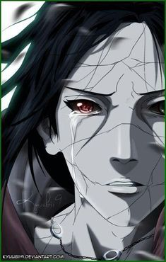 Itachi Uchiha. Murderer. Savior. Brother. Loyal Shinobi till the end. rest in peace my friend, you will be missed