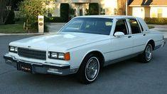 Chevrolet Caprice, Chevrolet Malibu, Chevrolet Blazer, Chevy, Gta, Aston Martin Vulcan, Caprice Classic, Best Classic Cars, Us Cars