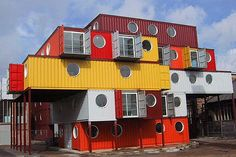 containerhomes - inexpensive way to live in your own home