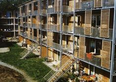 Eco-District at Vauban, Fribourg