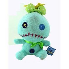 Lilo & Stitch Stuffed Animal - Scrump Doll Plush