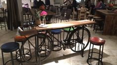 Bicycle Table <3 #hpmkt