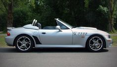 "96′ BMW Z3 Roadster ""Super Shark"""