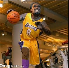 Basketball Player in Legos