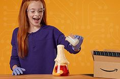 Amazon will now send your kids tech and science toys for $20 a month   Amazon is launching a new STEM Club subscription service for monthly STEM-related toys. For $19.99 a month (plus tax) Amazon will deliver a hand selected educational toy that will theoretically both entertain and educate a child in the fields of science technology engineering and math.  The subscription is split up into three different versions: one for children aged 34 years old one for those aged 57 years old and one…