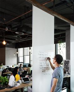 LEO Digital Network Headquarters - Shanghai - Office Snapshots: