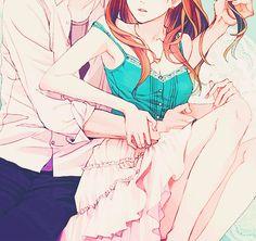 Just putting my hand here. Anime boy + anime girl