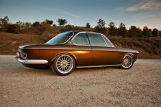 #bmw #2800cs (Fonte: https://www.flickr.com/photos/daveygjohnson/6739122723/in/photostream/)