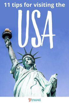 USA Travel Tips - 11 things to know before you visit the USA. Click inside for tips on visas, flights, accommodation, getting around and much more! #travel #usa #vacation #familytravel #roadtrips