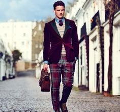 19 Best How To Wear Your Tartan Trousers Images In 2019 Man
