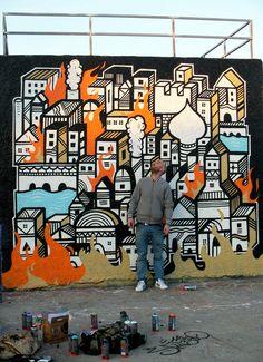 street art by Grems. vila. 000