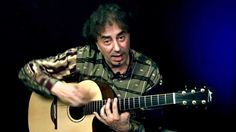 Pierre Bensusan - Explaining Tapping on acoustic guitar (+playlist)