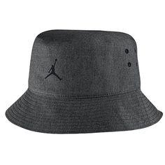 ee0271ca674 Best Wholesale Mens Air Jordan The Jumpman Embroidery Logo Black Striped  Fishman Bucket Hat - Brown jordan bucket hat black and white Topman Wool  Bowler Hat