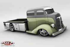 39 ford coe. Big Rig for the late 30's.
