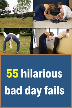 We can't have good days all the time. At some point, we all experience bad days and find it hard to see the silver lining. But, let's admit it, we instantly feel better when we see someone is having a worse day than us, right? Have Good Day, Wtf Funny, Hilarious, Having A Bad Day, Silver Lining, Feel Better, Fails, Bored Panda, Amazing Cars