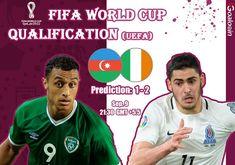 #FIFA #WorldCupqualification #UEFA #Azerbaijan #Ireland