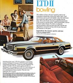1978 Ford LTD II Brougham Coupe  by coconv, via Flickr