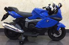 MOTO INFANTIL 12V BMW K1300S CON UN RASGUÑO ( PEQUEÑO DEFECTO DE FABRICA) - SE SIRVE MONTADA, IndalChess.com Tienda de juguetes online y juegos de jardin