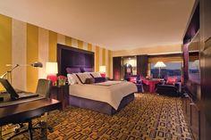 www.vegas-venues.com - Planet Hollywood Las Vegas Deluxe Room
