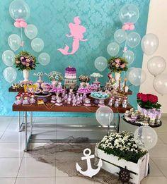 25 ideas de La Sirenita Ariel Una de las princesas preferidas de Disney y que llena de fantasías a la pequeña de la casa con un hermoso c...