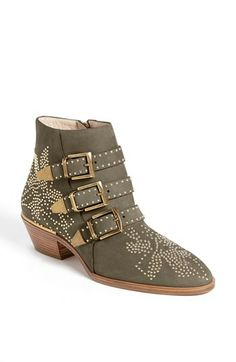 Chloé 'Suzanna' Bootie available at #Nordstrom