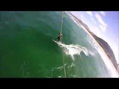 Kitesurfing Strapless - Campeche - Santa Catarina - Brasil - VIDEO - http://worldofkitesurfing.com/kitesurf/videos-kitesurf/kitesurfing-strapless-campeche-santa-catarina-brasil-video/
