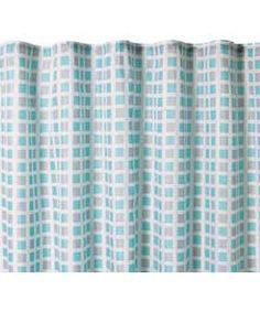 Buy Argos Home Square Mould Resistant Shower Curtain - Blue Grey Gray Shower Curtains, Argos, Blue Grey, Squares, Stuff To Buy, Shopping, Home, Bathroom, Washroom