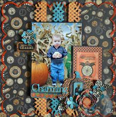 Charming *Clear Scraps* by seppa @2peasinabucket